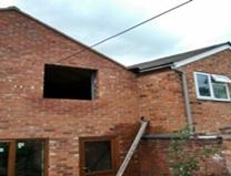 First Floor Extension Built Abutting Neighbour